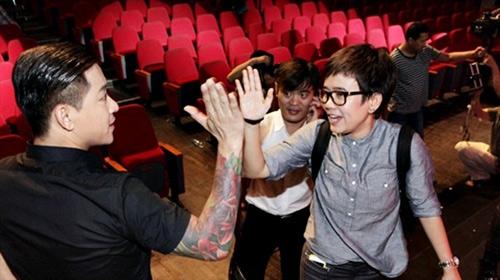 Nể Phương Uyên, Tuấn Hưng bỏ qua cho BTC X-Factor - 2