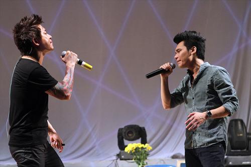 Nể Phương Uyên, Tuấn Hưng bỏ qua cho BTC X-Factor - 1