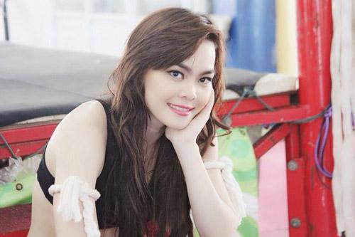 """""""Hot girl"""" Kim Ngân mê Muay Thái - 8"""