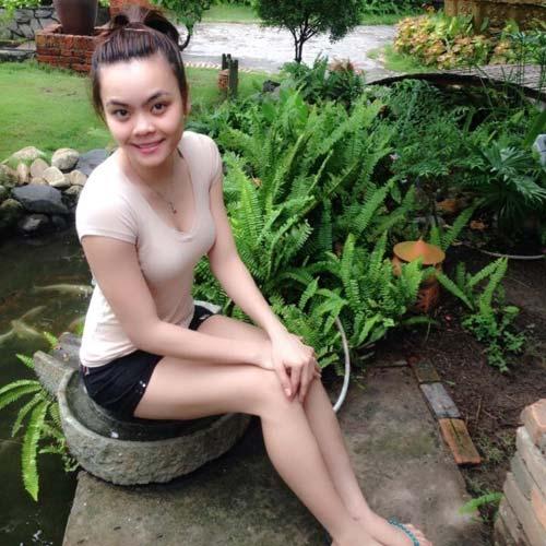"""""""Hot girl"""" Kim Ngân mê Muay Thái - 5"""