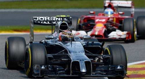 Belgium GP – Phía sau vạch đích. P.2 - 2