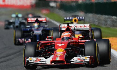 Belgium GP – Phía sau vạch đích. P.2 - 1
