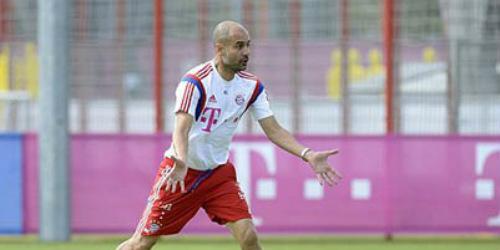 Guardiola siết kỷ luật, Lahm đi thu tiền phạt đồng đội - 1