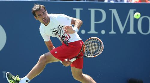Ivan Dodig chơi tweener đỉnh cao như Rafael Nadal - 1