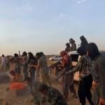 Tin tức trong ngày - Phiến quân IS lột truồng, xử tử 250 binh sĩ Syria