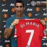 Bóng đá - Di Maria mang áo số 7 MU: Tự hào và gánh nặng