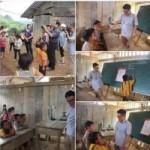 Giáo dục - du học - GS Ngô Bảo Châu dạy Toán cho trẻ vùng cao
