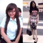 Làm đẹp - Thiếu nữ Việt xinh đẹp, gợi cảm bất ngờ nhờ giảm béo