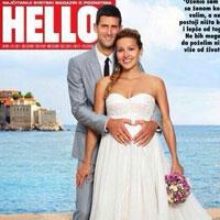Djokovic vừa đánh giải vừa lo... vợ đẻ