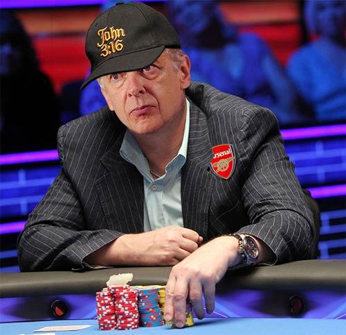 2 ngày chuyển nhượng cuối cùng: Cùng chơi Poker - 1