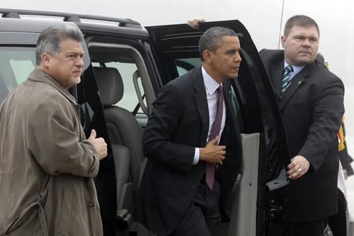 """Mật vụ Mỹ truy lùng """"sát thủ"""" dọa giết Obama - 1"""