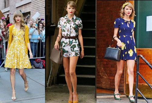 Không tốn kém vẫn đẹp như Taylor Swift lúc vào thu - 3