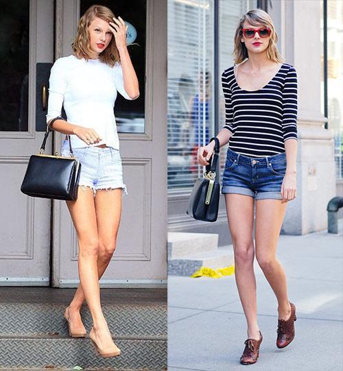 Không tốn kém vẫn đẹp như Taylor Swift lúc vào thu - 4