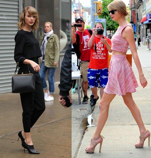 Không tốn kém vẫn đẹp như Taylor Swift lúc vào thu - 5