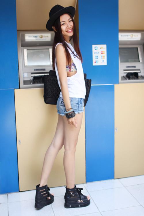Mặc đẹp như thiếu nữ trên phố Sài Gòn - 2