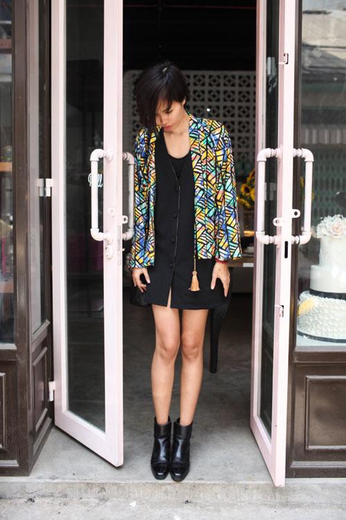 Mặc đẹp như thiếu nữ trên phố Sài Gòn - 4