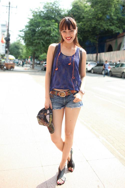 Mặc đẹp như thiếu nữ trên phố Sài Gòn - 5