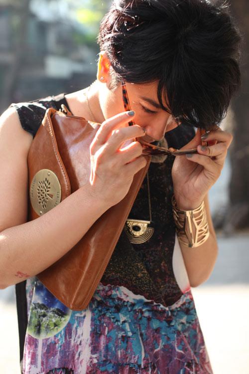 Mặc đẹp như thiếu nữ trên phố Sài Gòn - 8