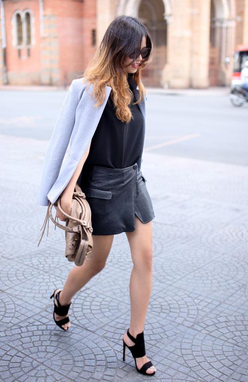 Mặc đẹp như thiếu nữ trên phố Sài Gòn - 11