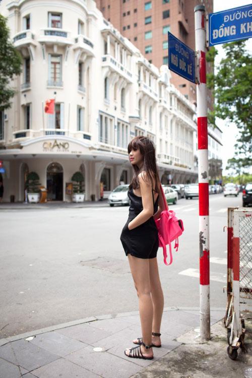 Mặc đẹp như thiếu nữ trên phố Sài Gòn - 1