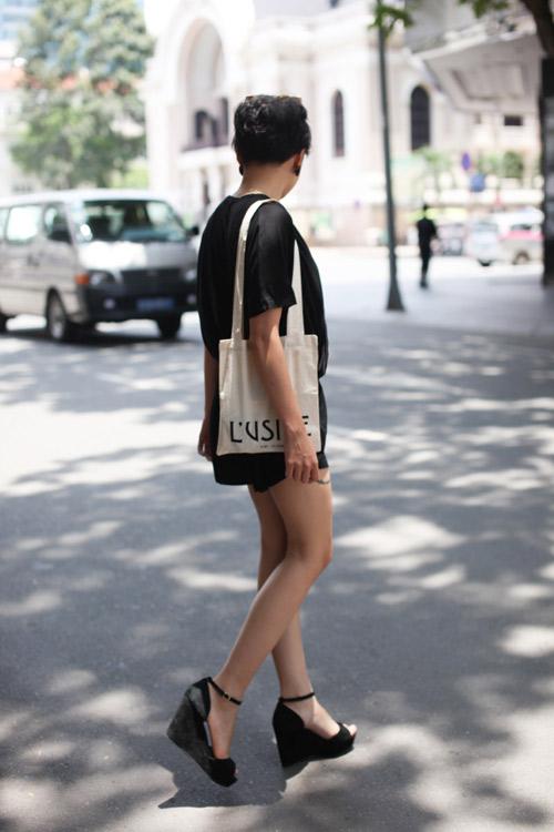Mặc đẹp như thiếu nữ trên phố Sài Gòn - 3