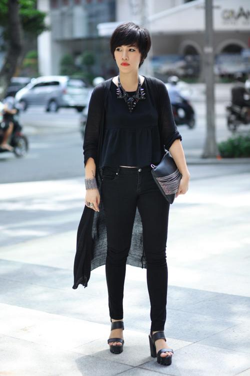 Mặc đẹp như thiếu nữ trên phố Sài Gòn - 13