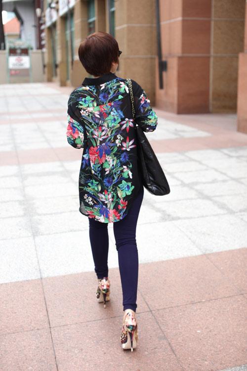 Mặc đẹp như thiếu nữ trên phố Sài Gòn - 9
