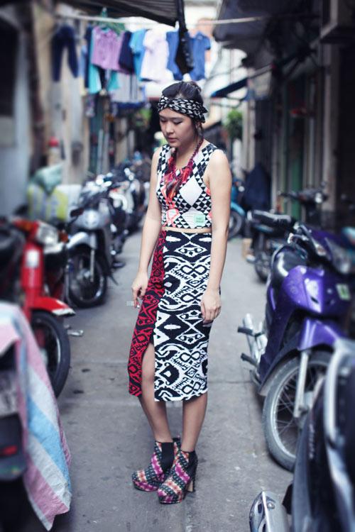 Mặc đẹp như thiếu nữ trên phố Sài Gòn - 7