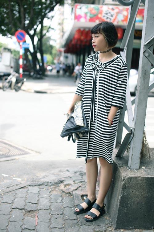 Mặc đẹp như thiếu nữ trên phố Sài Gòn - 10