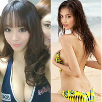 """3 nữ võ sĩ """"nóng"""" toàn châu Á vì quá đẹp và gợi cảm"""