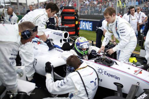 Belgian GP – Phía sau vạch đích (P3) - 1