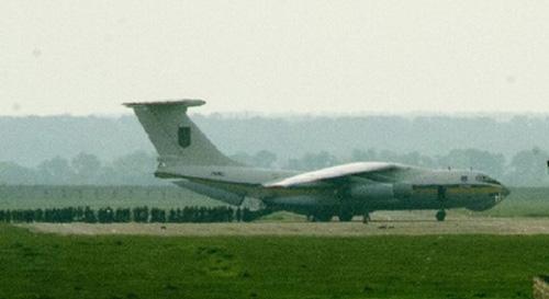 Máy bay chở hàng Ukraine rơi ở Algeria - 1