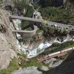 """Du lịch - Khám phá """"cây cầu của quỷ"""" ở Thụy Sĩ"""