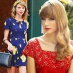 Thời trang - Không tốn kém vẫn đẹp như Taylor Swift lúc vào thu