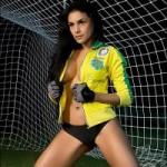 Bóng đá - Tatiana Ramos: Người đẹp thích diễn với quả bóng tròn