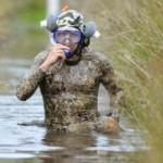 """Thể thao - """"Siêu nhân"""" bơi lặn ở đầm lầy: Thử thách khắc nghiệt"""