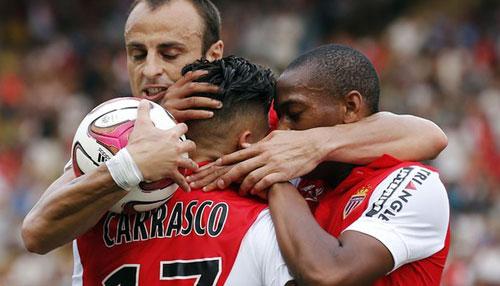 Monaco - Lille: Không Falcao, đã có Berbatov - 1