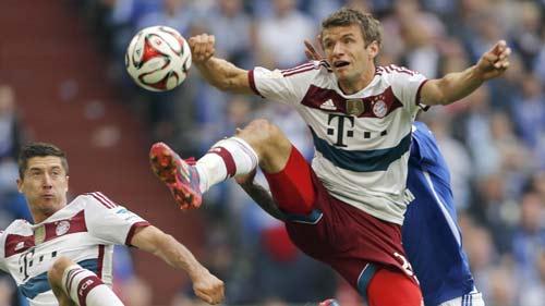 Schalke – Bayern: Alonso ra mắt - 1