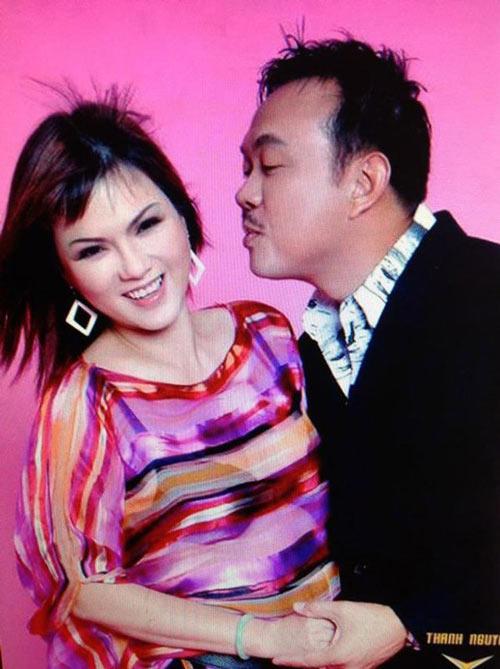 """Vợ đẹp như """"sao"""" của các danh hài Việt - 11"""