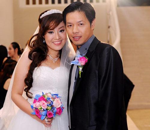 """Vợ đẹp như """"sao"""" của các danh hài Việt - 3"""