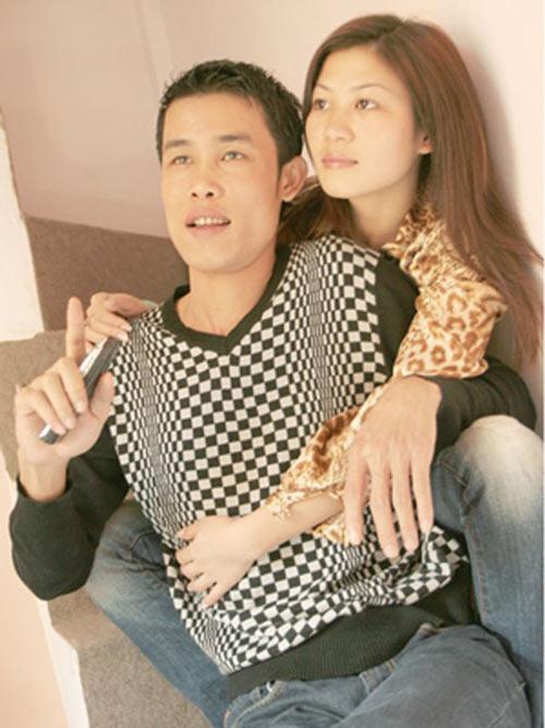 """Vợ đẹp như """"sao"""" của các danh hài Việt - 5"""