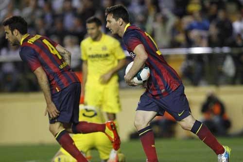 Villarreal – Barca: Thử tài Enrique - 2