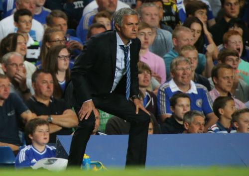 Chelsea đại thắng, Mourinho vẫn không hài lòng - 1