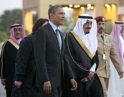 Vua Arab cảnh báo khủng bố IS sắp tấn công Mỹ - 2