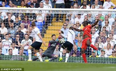 TRỰC TIẾP Tottenham - Liverpool: Đại phá White Hart Lane (KT) - 4