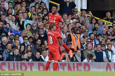 TRỰC TIẾP Tottenham - Liverpool: Đại phá White Hart Lane (KT) - 5