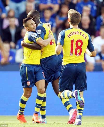 TRỰC TIẾP Leicester - Arsenal: Kết quả hợp lý (KT) - 4