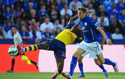 TRỰC TIẾP Leicester - Arsenal: Kết quả hợp lý (KT) - 6