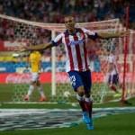 Bóng đá - Atletico - Eibar: Chiến quả đầu tiên