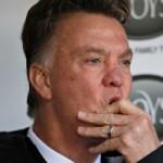 Bóng đá - Hòa Burnley, Van Gaal cho rằng MU đang tiến bộ